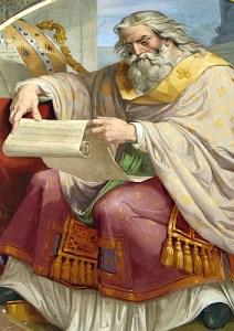 [Saint Ambrose of Milan]