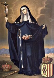 [Saint Elizabeth of Portugal]