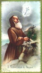 [Saint Francis of Paola]