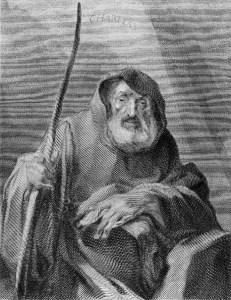 [Saint Francis of Paula]