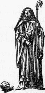 [Saint Odilo of Cluny]
