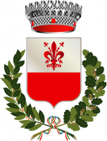 coat of arms for Anghiari, Italy