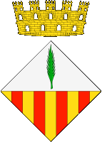 coat of arms for Argentona, Spain