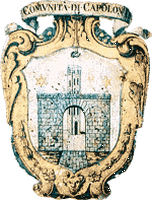 coat of arms for Capolona, Italy