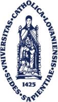 seal of the Catholic University of Leuven, Belgium