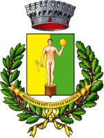 coat of arms for Sestino, Italy