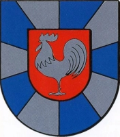 coat of arms for Vissenbjerg, Denmark
