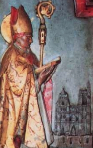 Saint Wulfram of Sens