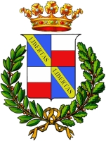 coat of arms for Bagni di Lucca, Italy