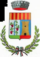 coat of arms for Montaldo Scarampi, Italy