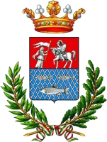 coat of arms for Rieti, Italy