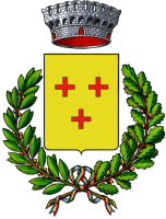 coat of arms for San Canzian d'Isonzo, Italy