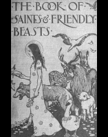 Book of Saints and Friendly Beasts, by Abbie Farwell Brown