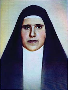 photograph of Blessed Catalina Caldés Socías, date, location and photographer unknown; swiped from Santi e Beati
