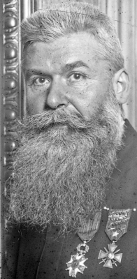 photograph of Blessed Daniel Brottier, 1920