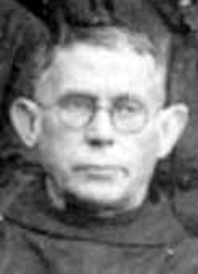 Blessed Federico López y López, date and photographer unknown; swiped from Santi e Beati
