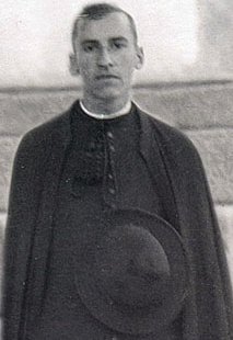 Blessed José García Librán, date unknown; swiped from Santi e Beati