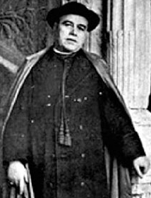 Blessed Manuel Basulto Jiménez, date, location and photographer unknown; swiped from Santi e Beati