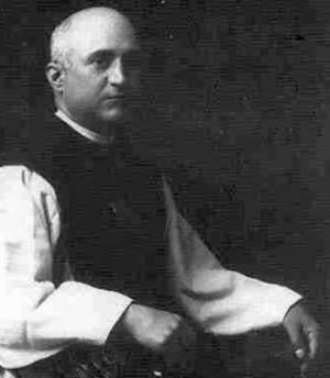 Blessed Manuel Sanz Domínguez