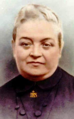 Blessed María Dolores Rodríguez Sopeña