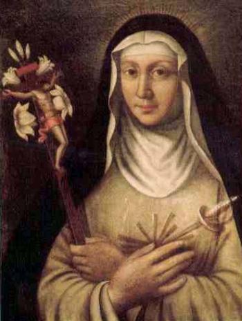Blessed Maria Bagnesi