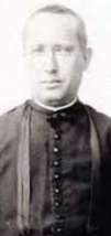 Blessed Pedro Buitrago Morales, date, location and photographer unknown; swiped from Santi e Beati