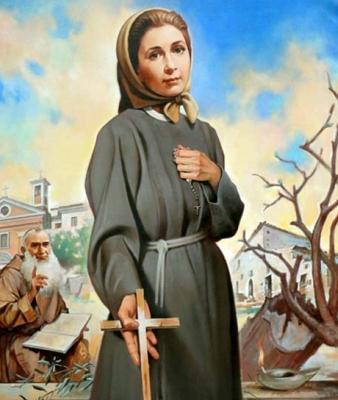 Blessed Teresa Manganiello