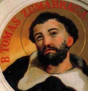 Blessed Tomás de Zumárraga Lazcano