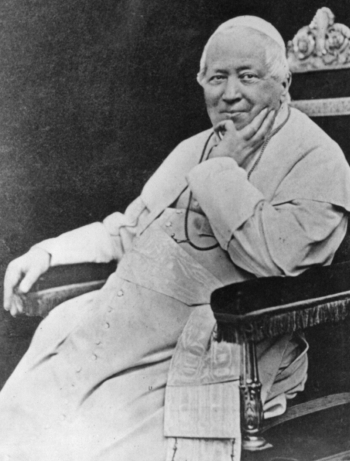 Pope Blessed Pius IX, c.1878
