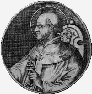 Pope Saint Silverio