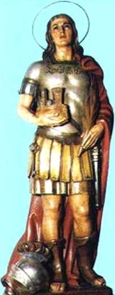 Saint Benedict of Cupra