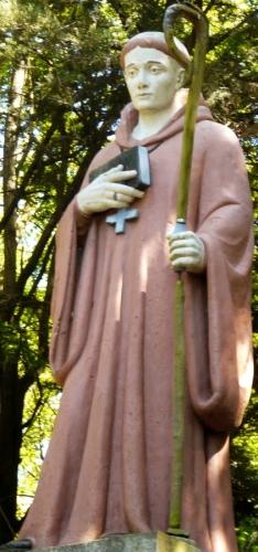 Saint Benedict of Macerac