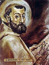 Saint Brocard
