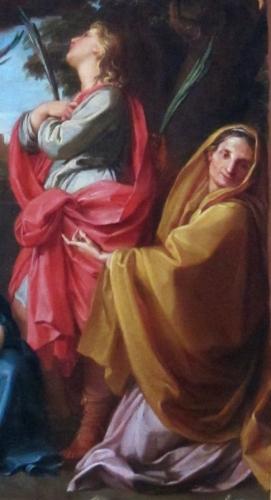 Saint Celsus and Saint Marcionilla