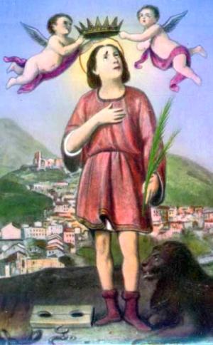 Saint Giusto of Cagliari
