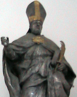 Saint Marcian of Tortona, Erasmus Vaudo, Cathedral of Gaeta, Italy