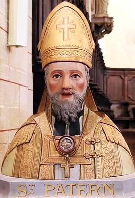 Saint Patern of Vannes