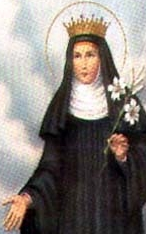 Saint Patricia of Naples