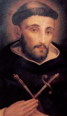 Saint Peter Cambiano