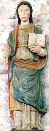 Saint Scariberga of Yvelines