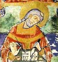 Saint Venantius Fortunatus
