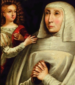 Venerable Marina de Escobar, by Tomas de Peñasco