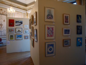 Art Exhibition at Stowe School
