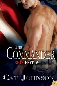 The Commander (Red Hot & Blue) Cat Johnson