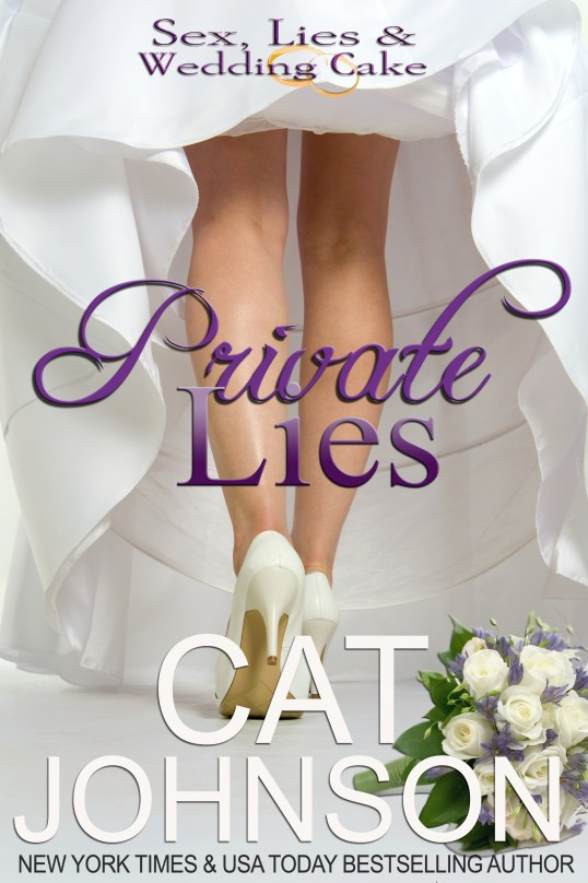 Private Lies Romantic Comedy by Cat Johnson