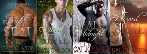 Hot SEALs Series by Cat Johnson