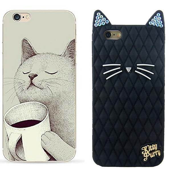 20 Best Cat Themed iPhone Cases & Covers in 2016
