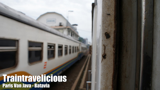 A Traintravelicious, A Storygraph, Paris Van Java to Batavia
