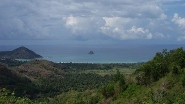 Pantai Selong Belanak, primadona yang ada di Lombok Selatan