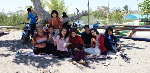 Pantai Serang, Family Trip, Dan Hilal Viewpoint Blitar Selatan